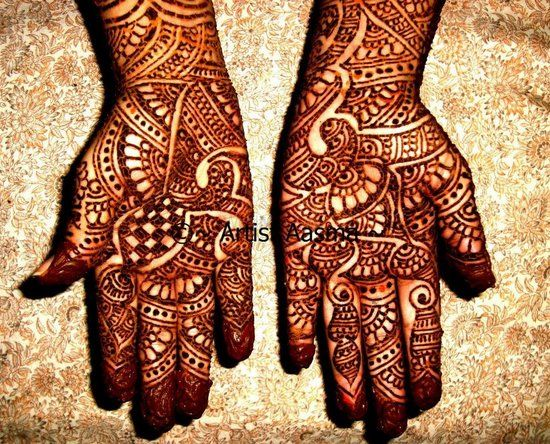 Bridal Mehndi Artist In Bangalore : Aasma bridal mehendi artist price reviews in
