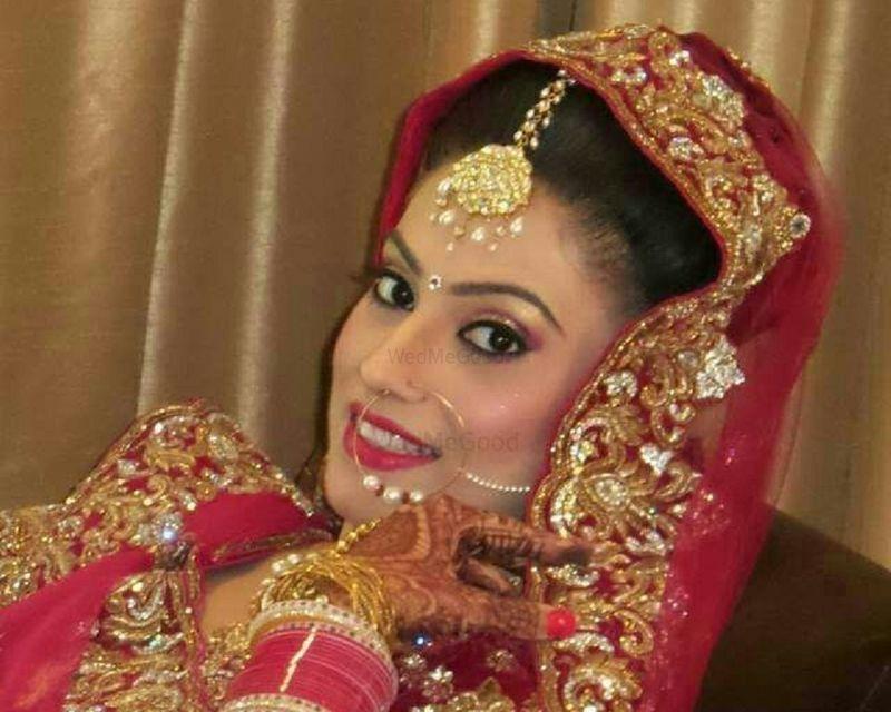 Makeup For Mehndi Function : Harshmi makeover makeup studio price reviews bridal