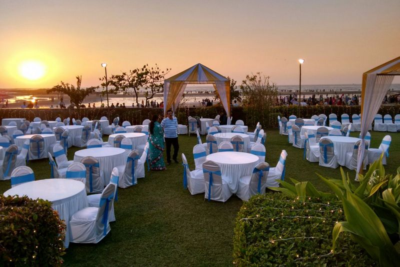 Sea Green Lawns Mumbai Banquet Marriage Hall With Prices
