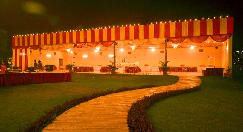 Gulmohar Garden Delhi Ncr Wedding Venue In Delhi Ncr Wedmegood