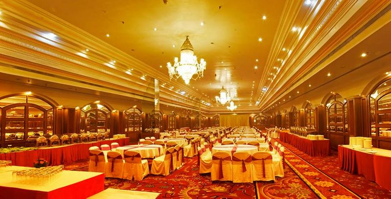 The Capitol Hotel Bangalore Banquet Wedding Venue With Prices