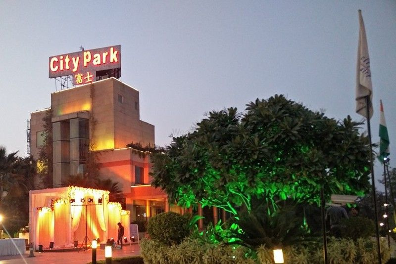 City Park Green Resort Gt Karnal Road Banquet Wedding
