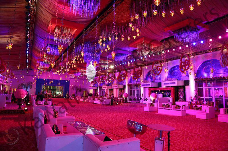 & Golden Paris Rajouri Garden   Banquet Wedding venue in Delhi NCR