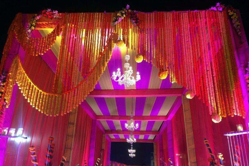 Best wedding decorators in lucknow prices info reviews dd divine designs lucknow junglespirit Choice Image