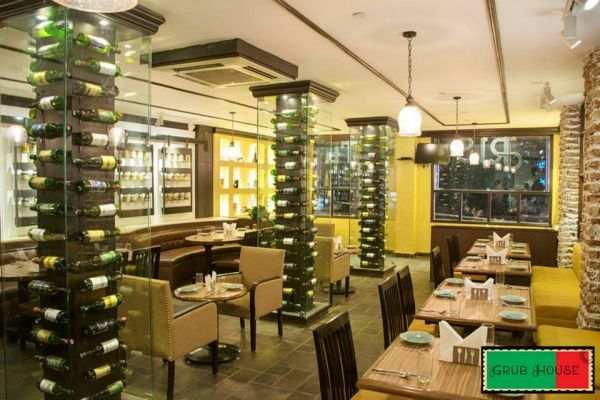 Grub House Rajouri Garden, Delhi NCR | Banquet, Wedding venue with Prices