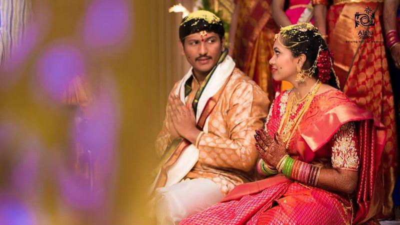 Wedding Photography Prices Hyderabad: Alpha Studios - Price & Reviews