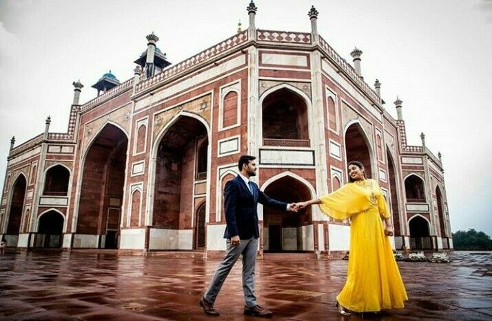 Image result for THumayun's Tomb pre wedding shoots
