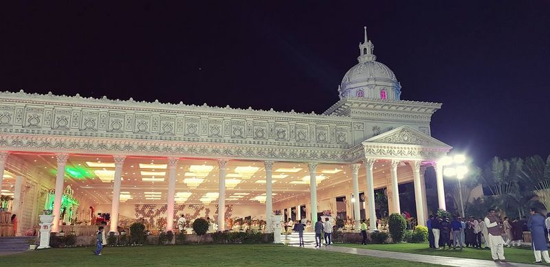 Kings Palace Function Hall Hyderabad Banquet Wedding Venue With Prices