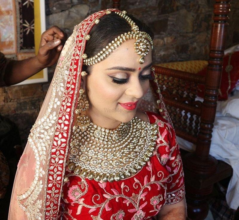 Photo By Divya Jaitly Makeup Artist