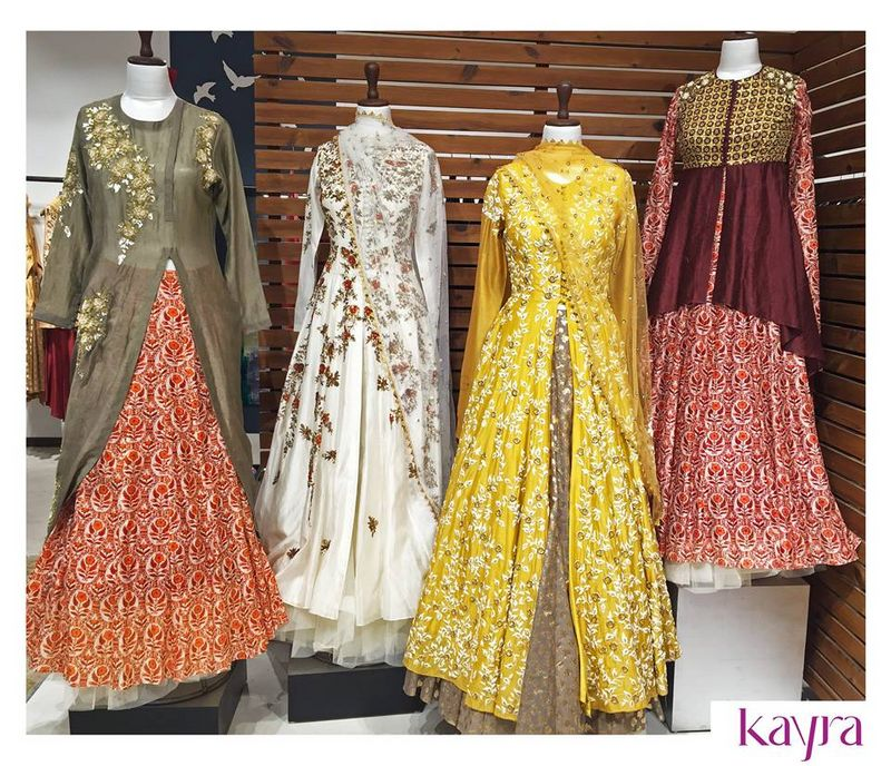 Kayra Multi Designer Store Price Reviews Bridal Wear In Delhi Ncr