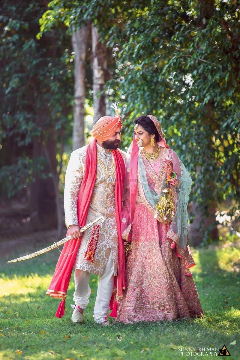 Photo of Romantic couple shot