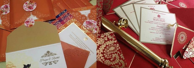 Hindu Wedding Invitations Toronto: Universal Wedding Cards - Price & Reviews