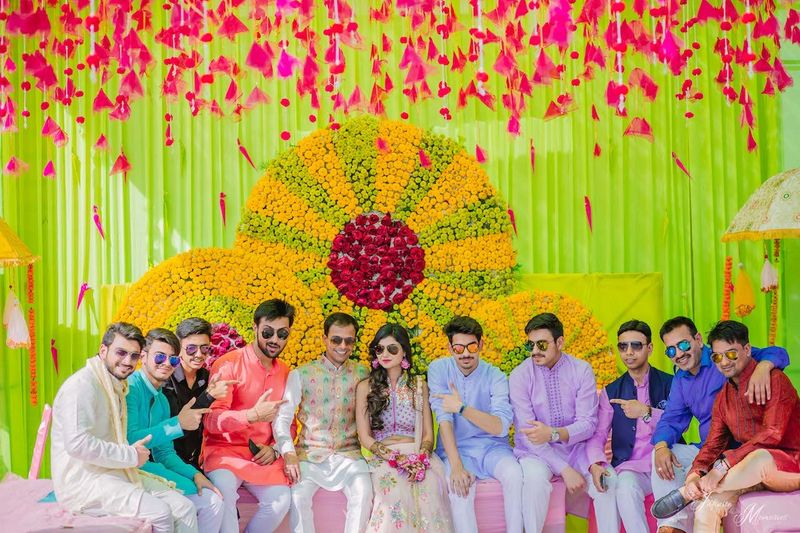 Aashna & Sudhanshu (Raipur) (Real Wedding)