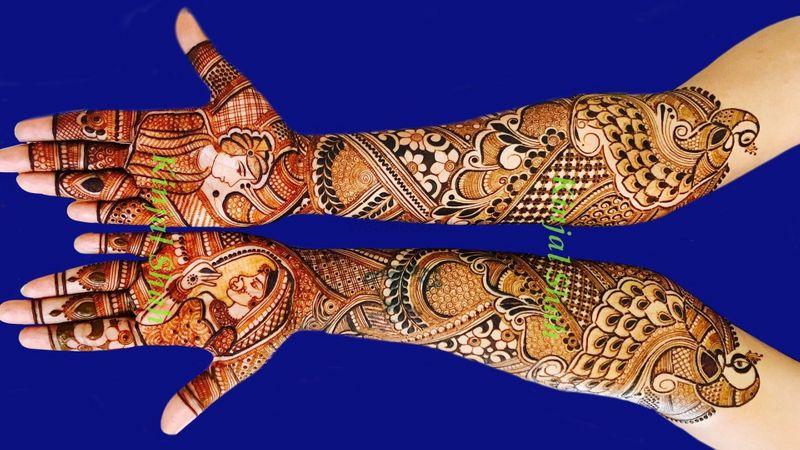 Kinjal Mehndi Art , Price \u0026 Reviews