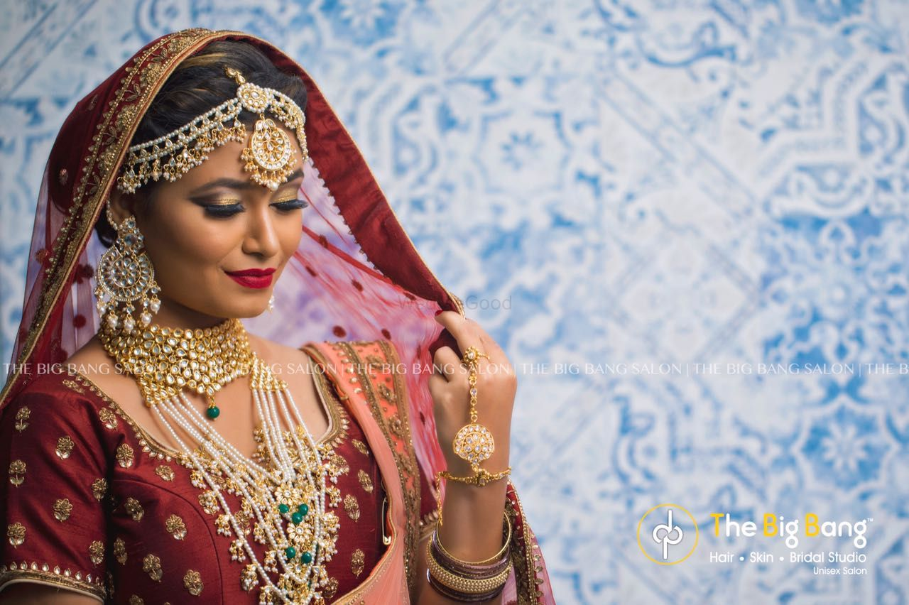 Mehndi Hairstyles Review : Best bridal makeup artists in vadodara prices info reviews