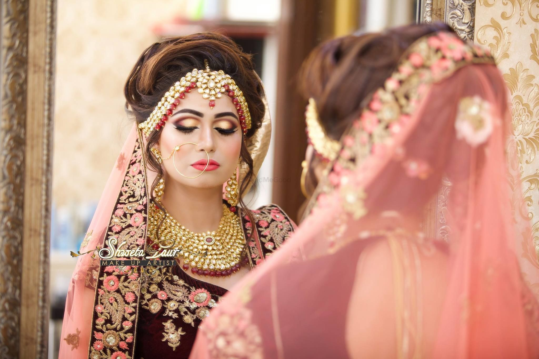 Makeup For Mehndi Function : Best bridal makeup artists in delhi prices info reviews