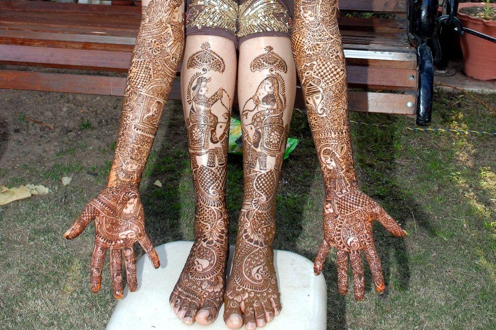 Best Bridal Mehandi Artists In Chandigarh Prices Info Reviews
