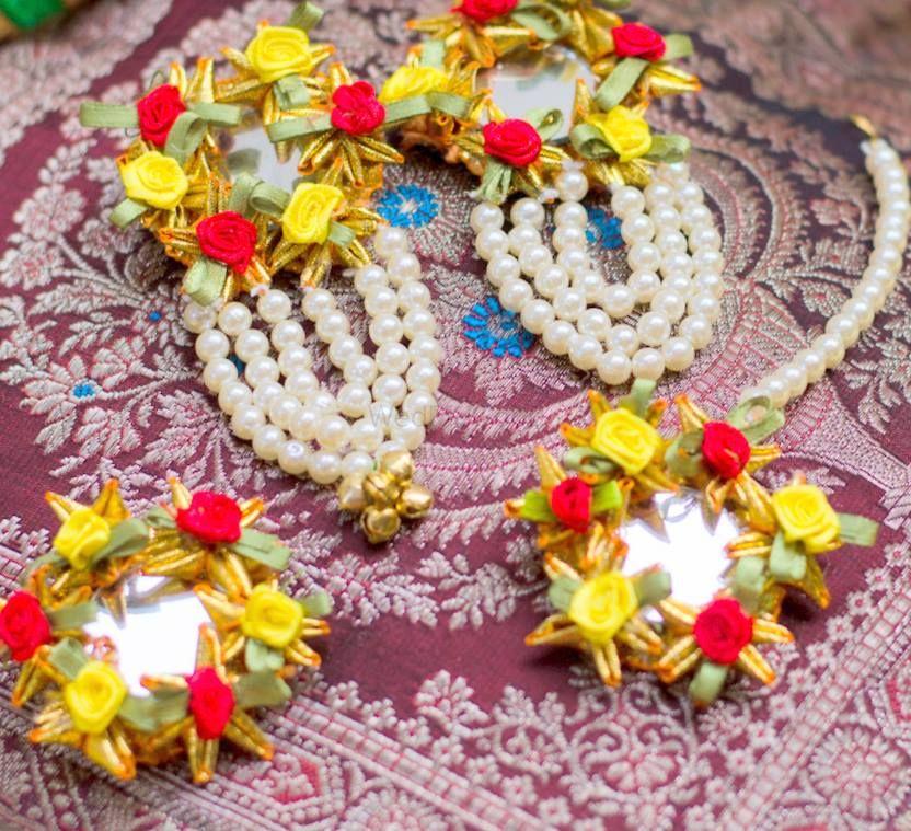 Bridal Jewellery, Wedding jewelry, Bridal Jewellery sets - Wedmegood