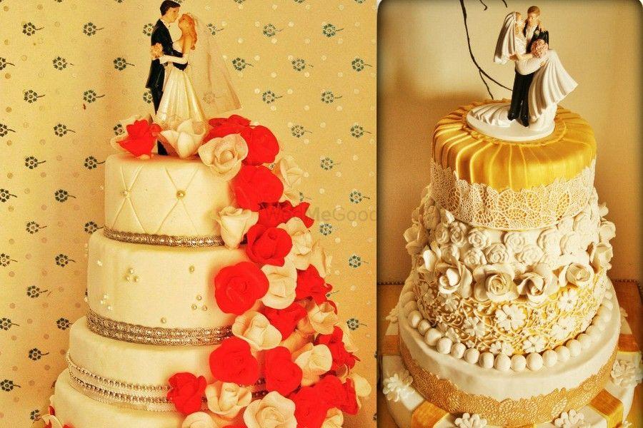 Jisha wedding cakes