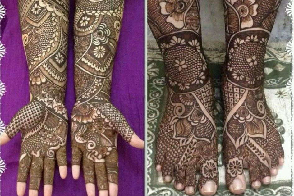 Bridal Mehndi In Jalandhar : Bridal mehandi artists wedding mehendi with prices