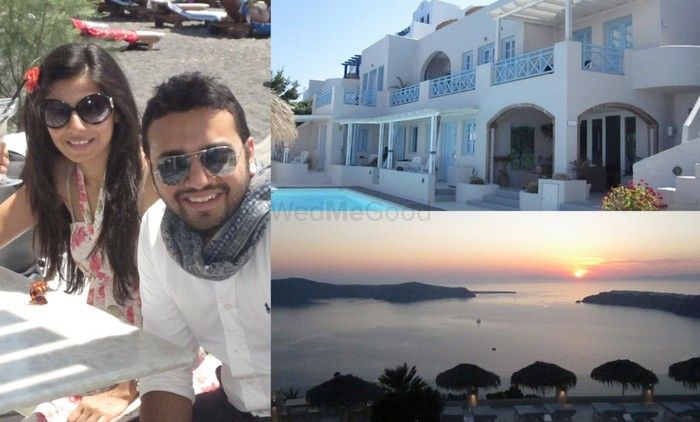 Honeymoon Photo Diaries: Greece & Spain !