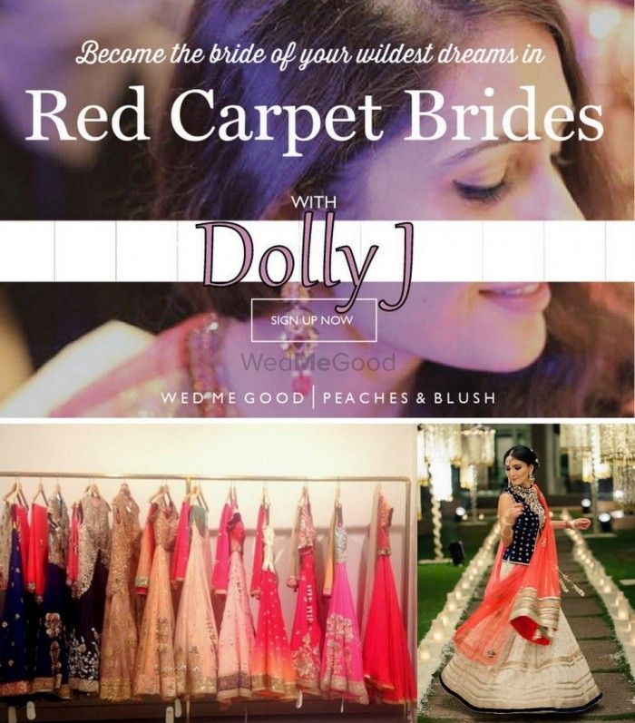 WMG Red Carpet Bride Vol 2  : Win a free Bridal Photoshoot in Dolly J clothing !!
