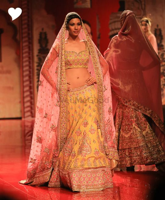 Suneet Verma at India Bridal Fashion Week 2014