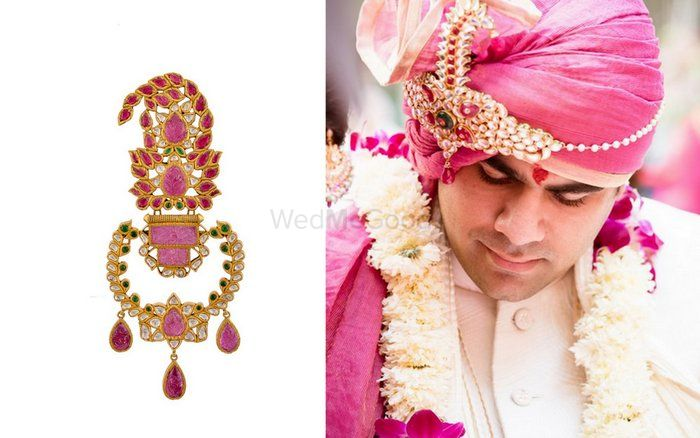 Jewels for the Indian groom: Fit for a king