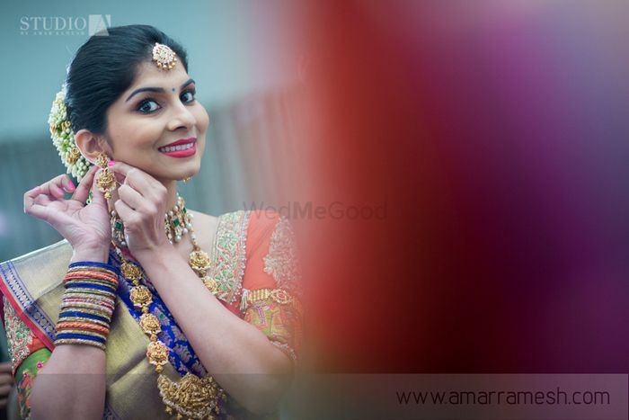 Vibrant, colorful wedding in Hyderabad