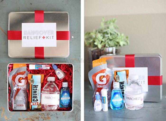 8 Whacky Return Gift Ideas That Your Guests Will Remember Long After Your Wedding Is Over!