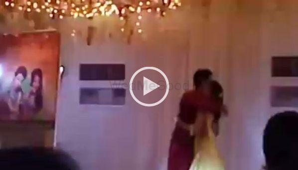 VIDEO from  Shahid Kapoor- Mira Rajput Sangeet !