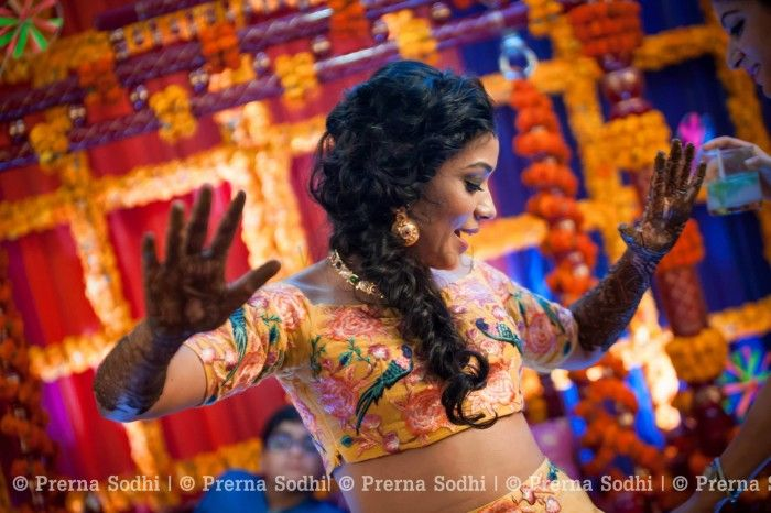 Simple Iyer wedding in Delhi with a bit of sass