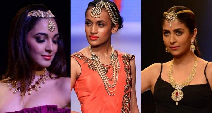 12 Interesting Bridal Jewellery Pieces & Styles from India International Jewellery Week