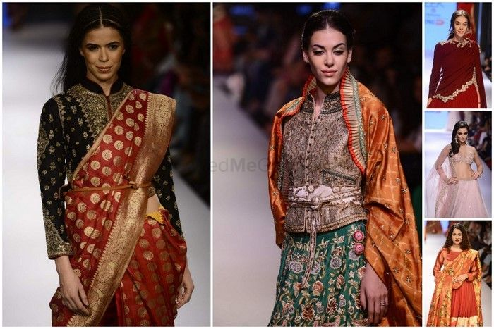 12 Trends to Embrace From Lakme Fashion Week  Fall-Winter 2015