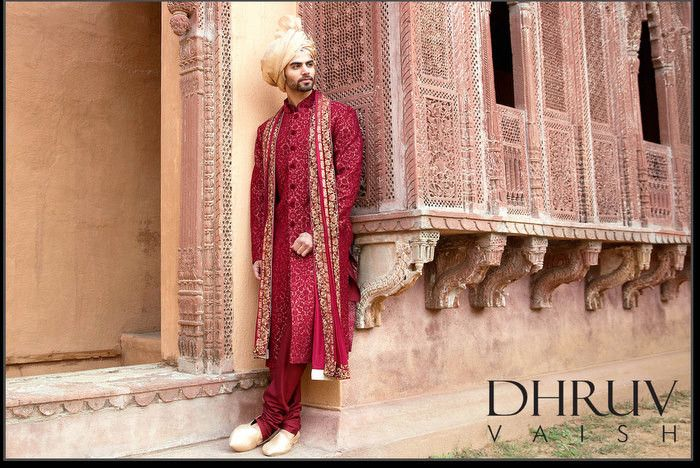 WMG Red Carpet Groom in Delhi :  Grooms, you can win a Photoshoot in Dhruv Vaish