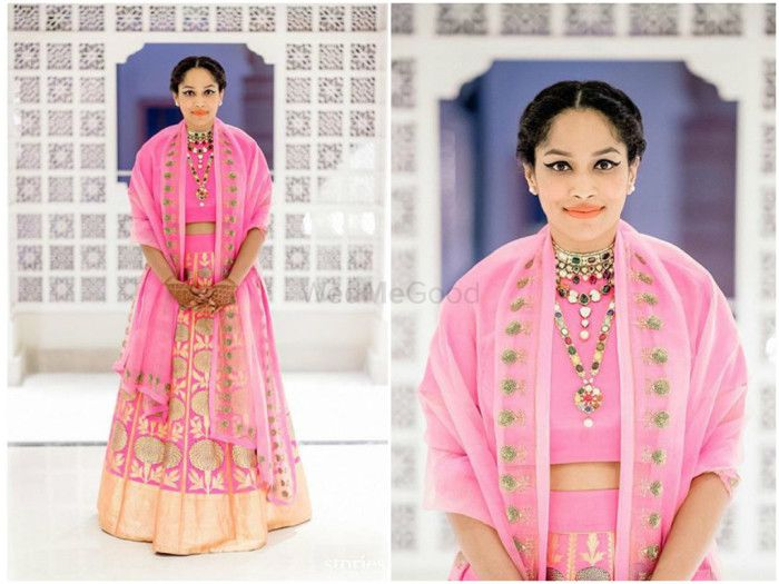 #WeddingInspiration: Our Favourite Celeb Looks from Designer Masaba Gupta's Wedding