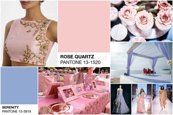 #WeddingTrend: How to Use Pantone's New Colour Of The Year 2016!