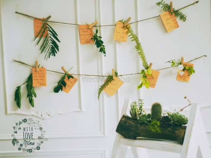 Simple Ways To Go Green At Your Wedding: It's Tough But Do-able!