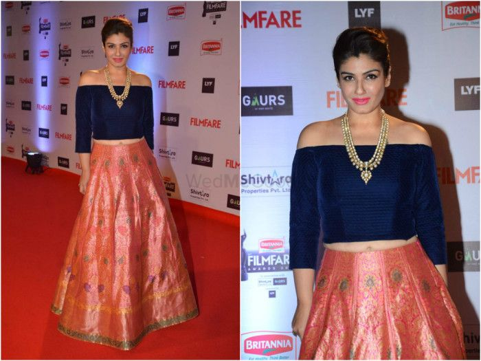 5 Outfits From Filmfare Awards That Will Be Perfect For Any 2016 Wedding!