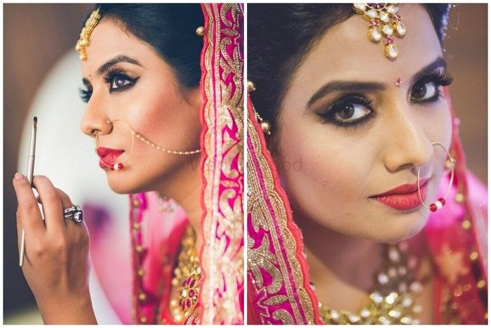 8 Tried & Tested Eye Make-up Ideas For Modern Brides
