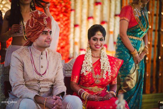 Kanjeevaram Brides on WMG that Redefined South Indian Weddings!