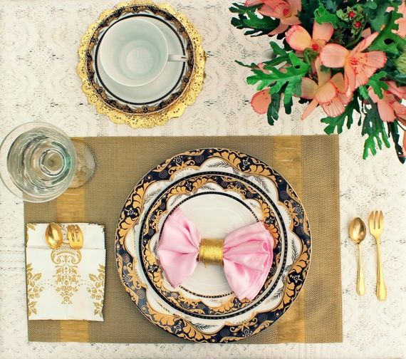 All You Need To Know about Plating + Seating At Indian Weddings!
