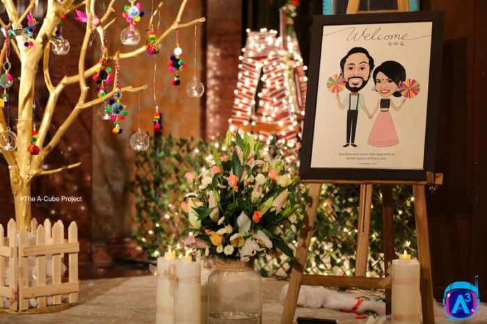 Wedmegood best indian wedding blog for planning ideas 10 cute ways to personalise your wedding junglespirit Gallery