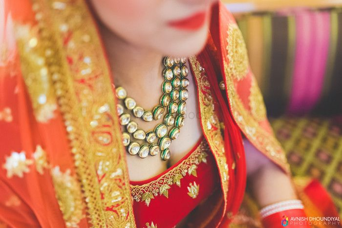 Colourful Delhi Wedding With a Touch of Quirk!