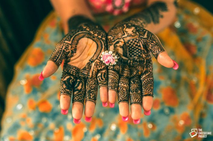 From Minimal To Intricate Ideas: The Most Popular Mehendi Designs for Every Type of Bride!