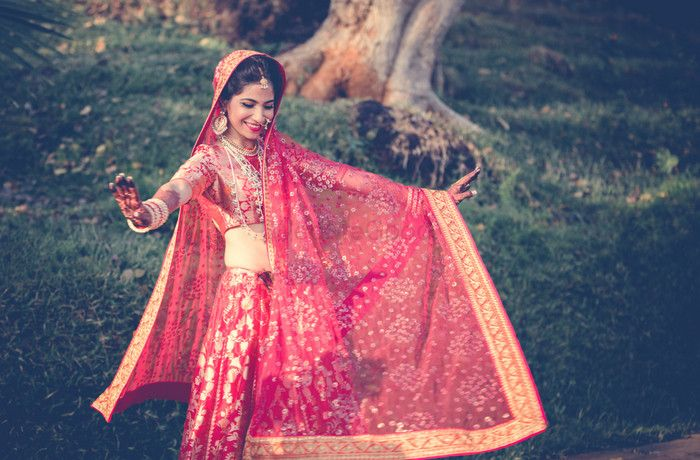 #FirstPerson: How I Created The Lehenga Of My Dreams Without Breaking The Bank