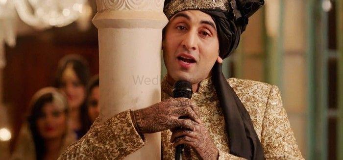 Ranbir Kapoor is Sporting 'Bridal' Mehendi... Would Your Groom Try It?