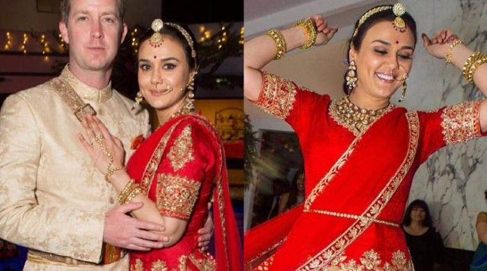OMG! Preity Zinta's Wedding Pictures are Finally Out!