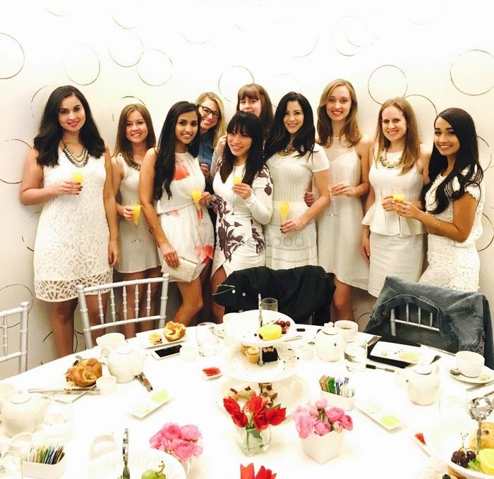 A Sophisticated Bridal Shower And A Fun Bachelorette In Mexico - This Is One Helluva Party!
