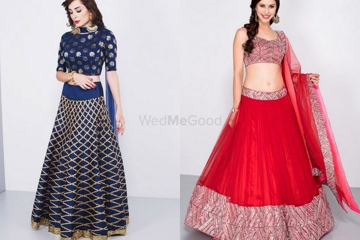 Best Sangeet Outfits For The Bridesmaid Under 7K (Because Renting Is More Fun Than Buying!)